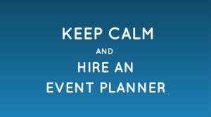 organizzare un evento